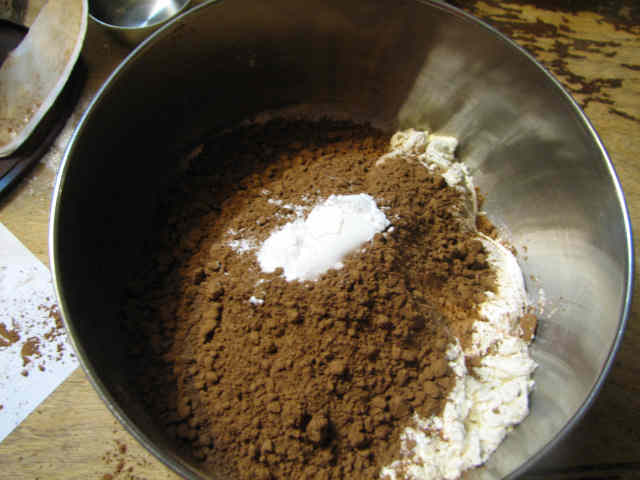 add baking powder