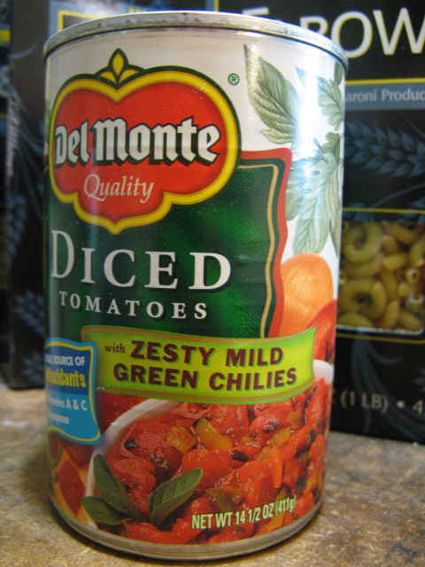 A can. Of tomatoes,